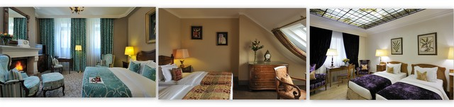 Hotel de la Cigogne rooms are perfect for business or leisure getaways