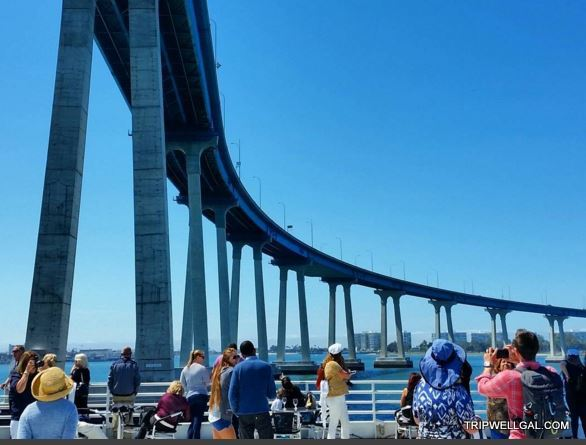 Sunday Brunch The Bay And Bubbly Hornblower San Diego