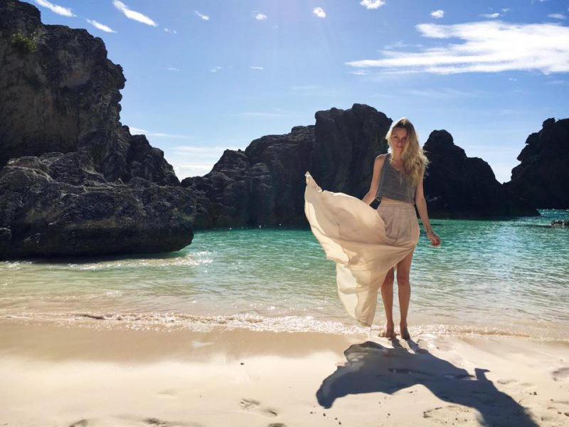 Kelley Louise and the best travel idea - for social good