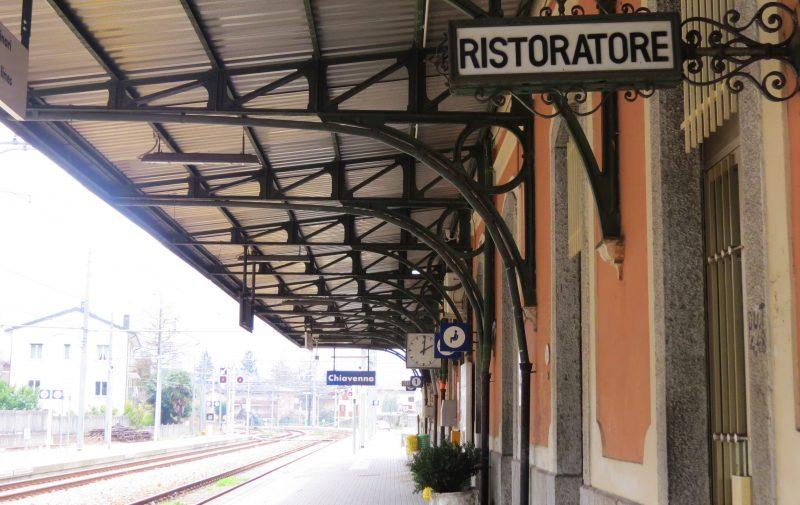 Chiavena Station
