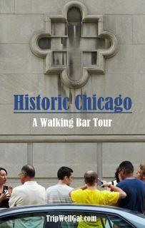 Historic Chicago bar tour and pub crawl