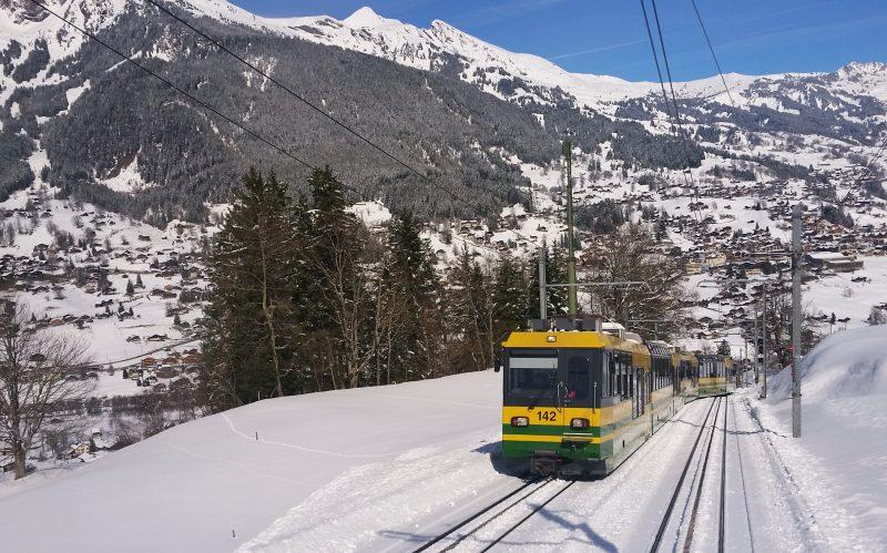 Swiss pass memories of snowy passes and train travel