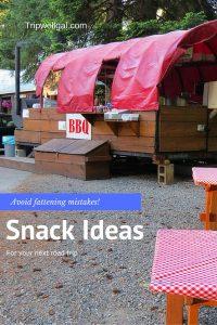 BBQ road trip snack ideas