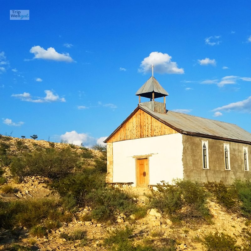 Terlingua Church Texas