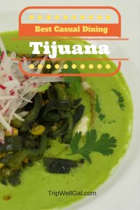 Best food in Tijuana Telephonica Gastro Park