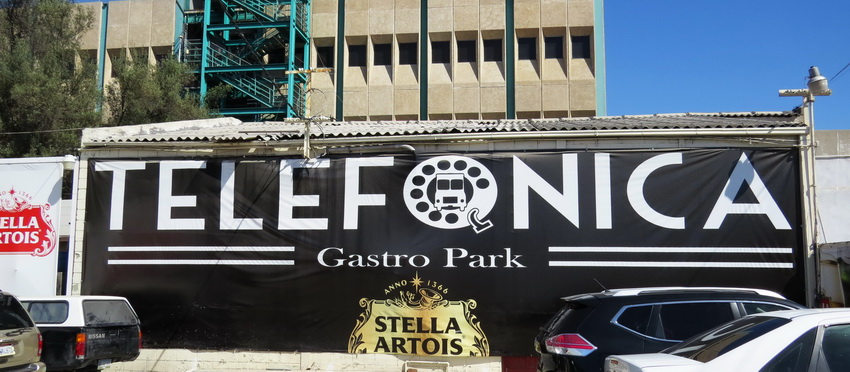 Telefonica Gastro Park is the center of where to find the best casual food in Tijuana