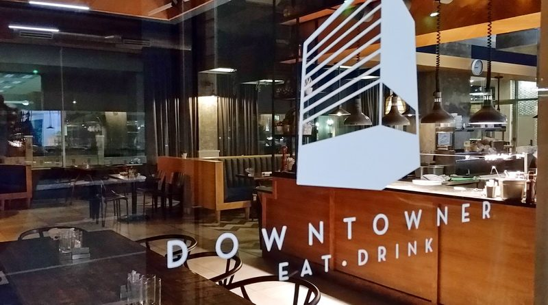 Downtowner restaurant el paso