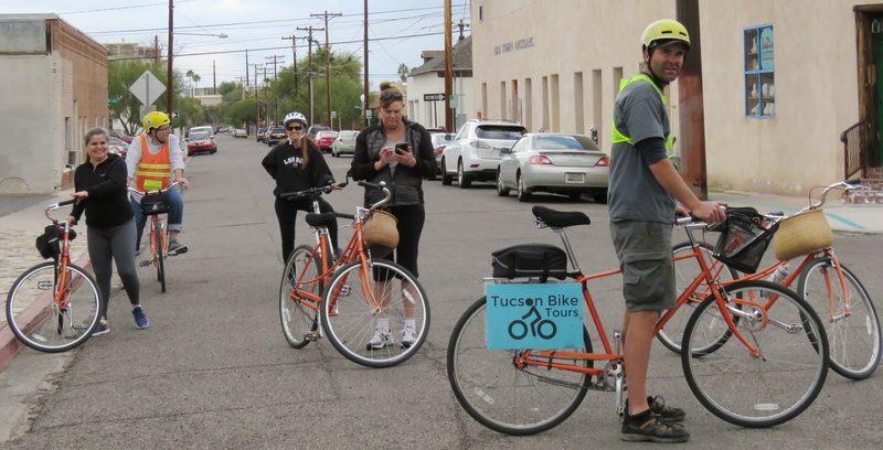 Tucson bike tour begins