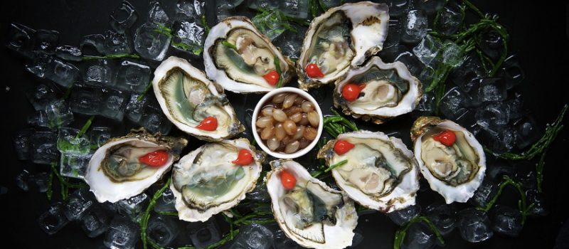 Seafood in Sydney - Oysters and Champagne