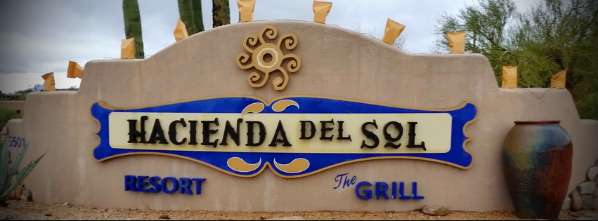 Escape to a luxury resort – Hacienda del Sol Guest Ranch