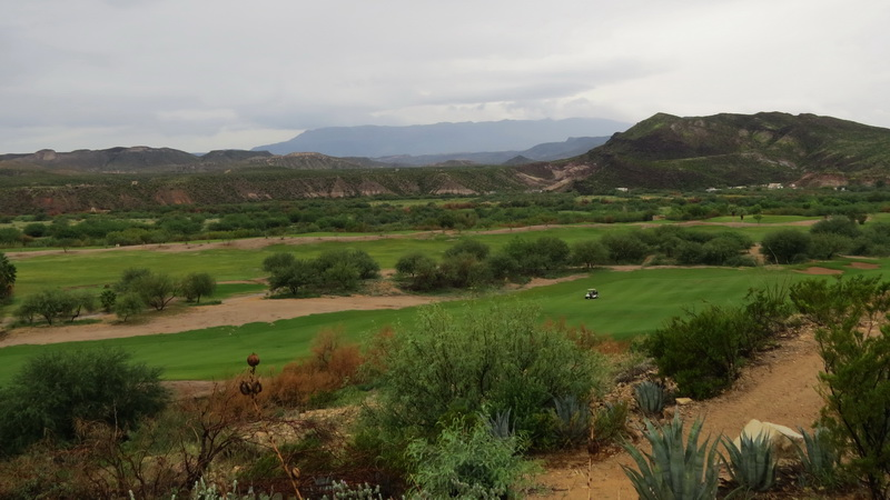 lajitas golf course always beautiful