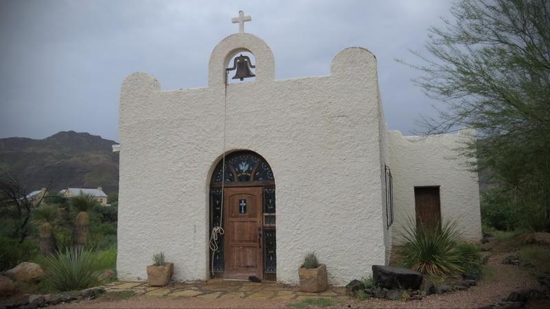 lajitas chapel