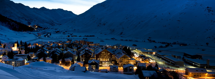 A Short Holiday in Andermatt, Switzerland