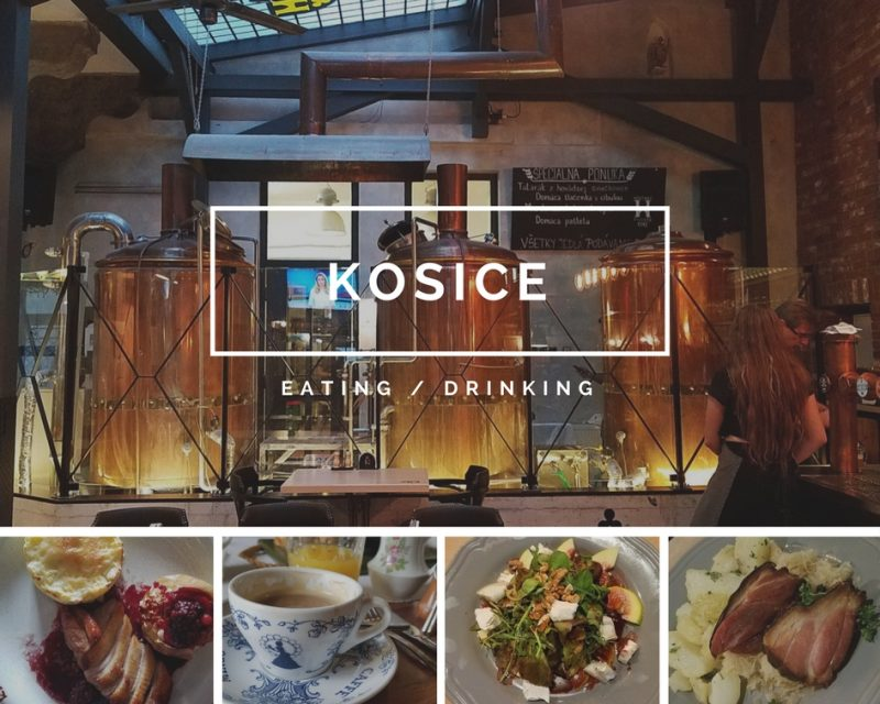 Things to do in Kosice include great dining and drinking