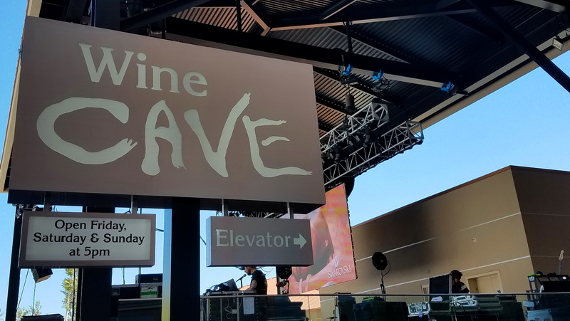 The Wine Cave at Pala Casino