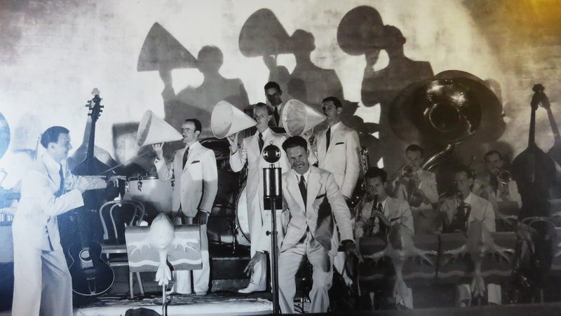 Catalina Casino band circa 1930