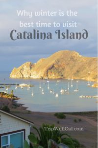 Why winter is the best time to visit Catalina Island