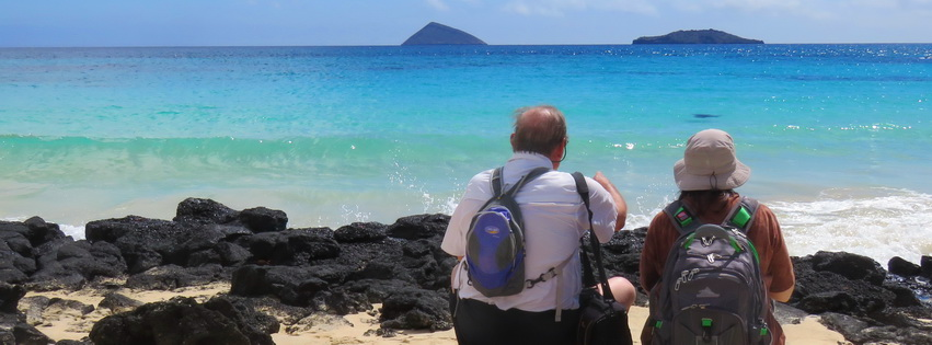 Boobies, lava and teeming seas – Cruising the Galapagos Islands