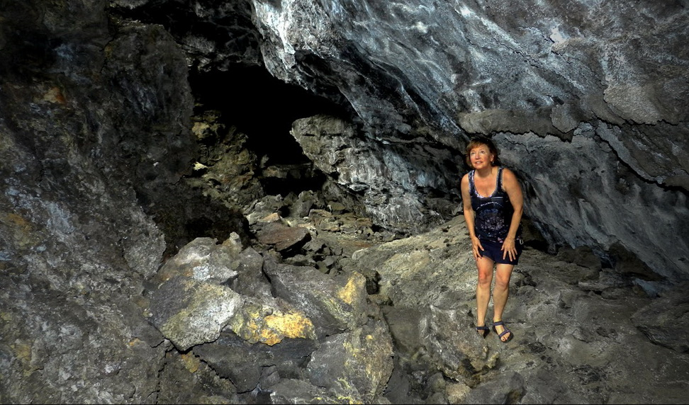 Step inside a lava tube - one reason to visit Hawaii now