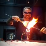 Hot fun in New York's Corning Glass Museum