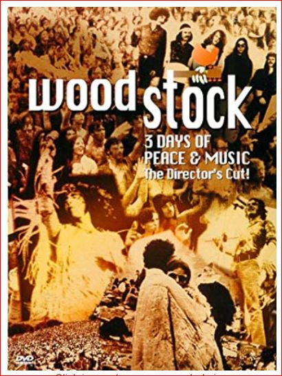 Woodstock the movie director's cut