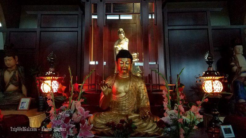 Guan Yin temple at Chuang Yen Monastery