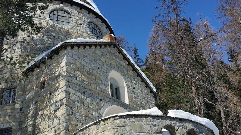 The Segatini Museum in St. Moritz