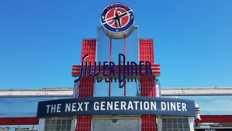 The Silver Diner is transforming diner experiences with healthy options and charitiable giving.