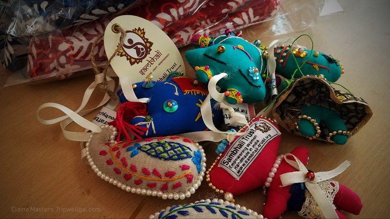 Sambhali Trust crafts