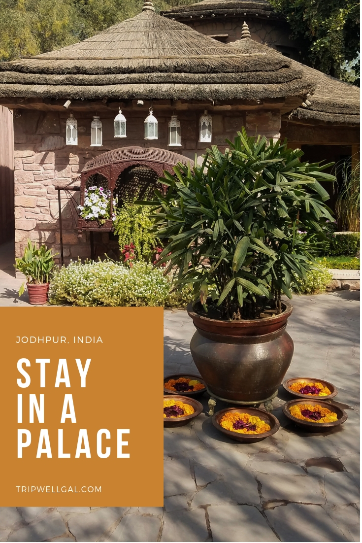 Stay in a Palace in India