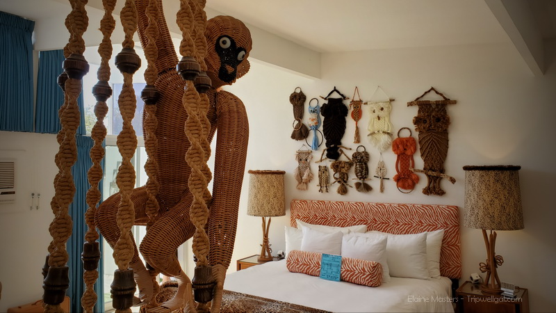 Inside the Monkey Tree Jungle Suite