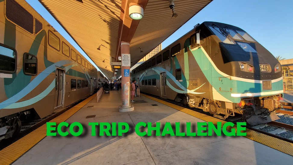 Take a Southwest American Eco Trip Challenge